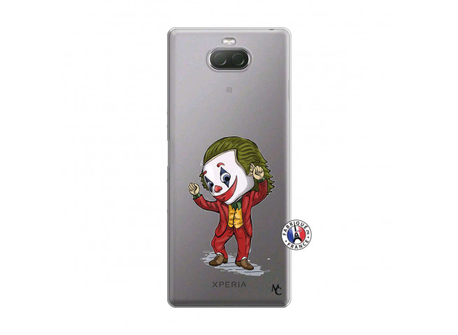 Coque Sony Xperia 10 Plus Joker Dance