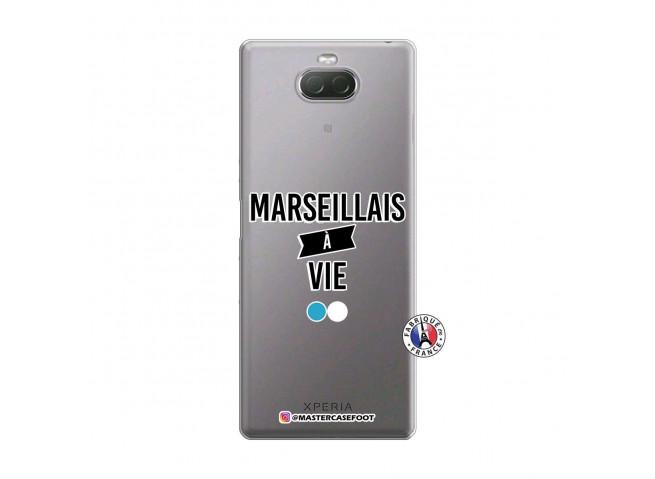 Coque Sony Xperia 10 Plus Marseillais à Vie