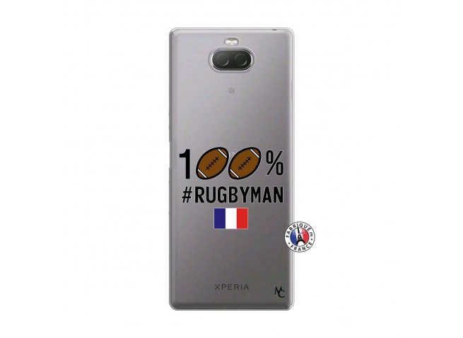 Coque Sony Xperia 10 Plus 100% Rugbyman