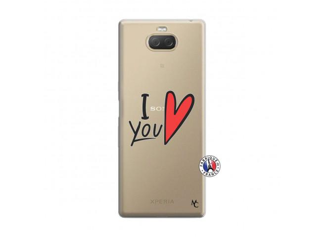 Coque Sony Xperia 10 I Love You