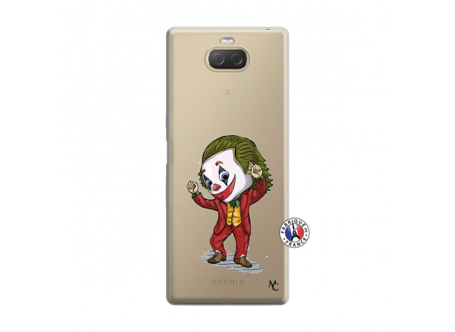 Coque Sony Xperia 10 Joker Dance