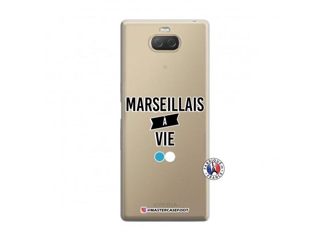 Coque Sony Xperia 10 Marseillais à Vie