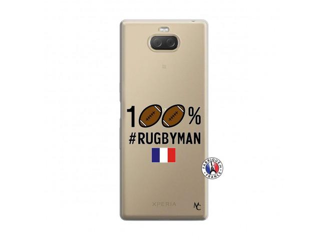 Coque Sony Xperia 10 100% Rugbyman