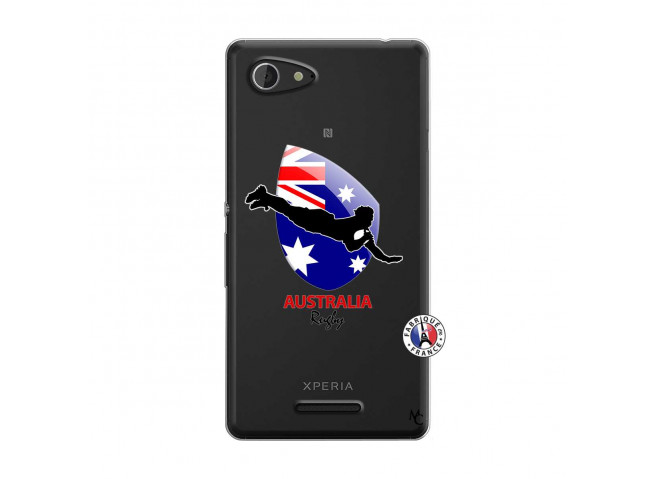 Coque Sony Xperia E3 Coupe du Monde Rugby-Australia