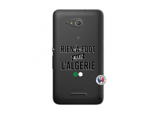Coque Sony Xperia E4G Rien A Foot Allez L Algerie