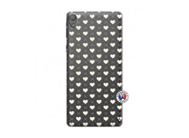 Coque Sony Xperia E5 Little Hearts