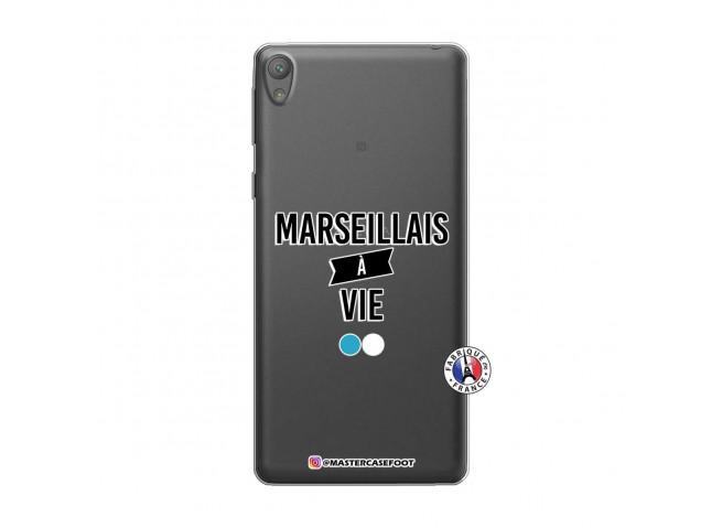 Coque Sony Xperia E5 Marseillais à Vie