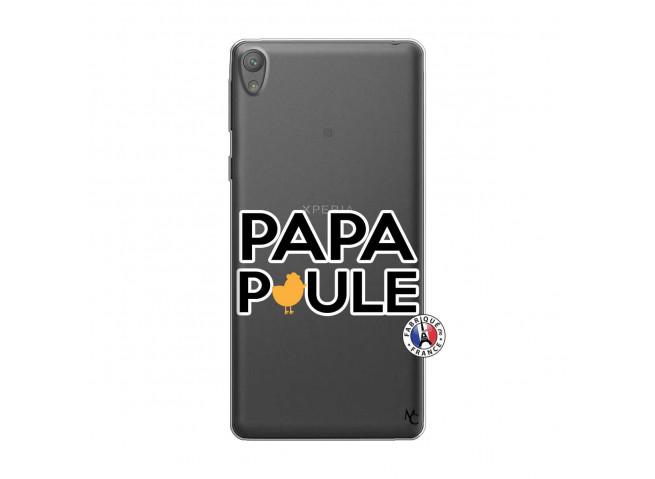 Coque Sony Xperia E5 Papa Poule