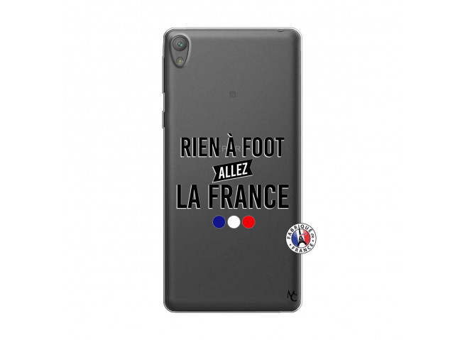 Coque Sony Xperia E5 Rien A Foot Allez La France