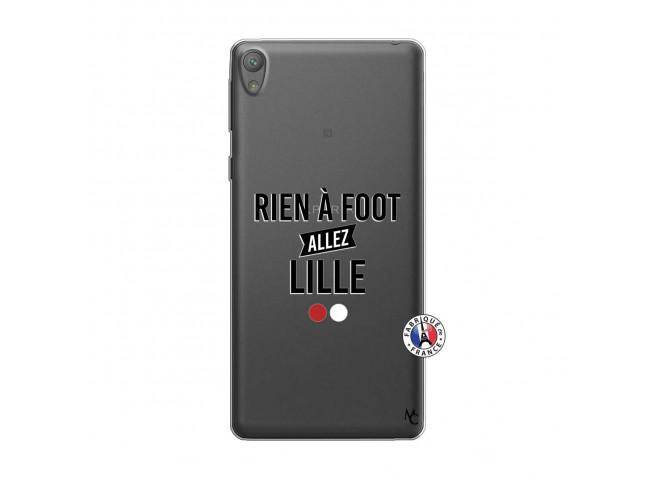 Coque Sony Xperia E5 Rien A Foot Allez Lille