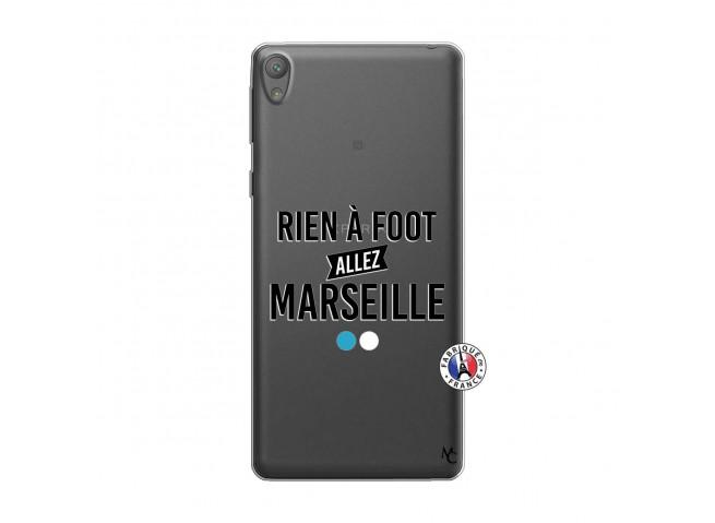 Coque Sony Xperia E5 Rien A Foot Allez Marseille