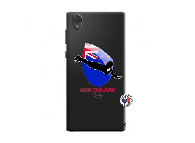 Coque Sony Xperia L1 Coupe du Monde Rugby- Nouvelle Zélande