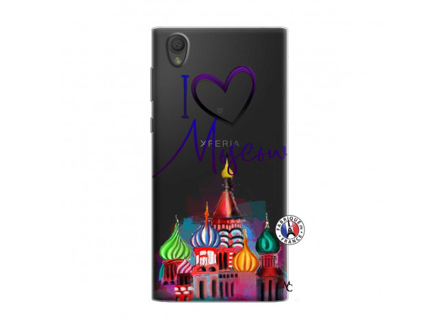 Coque Sony Xperia L1 I Love Moscow