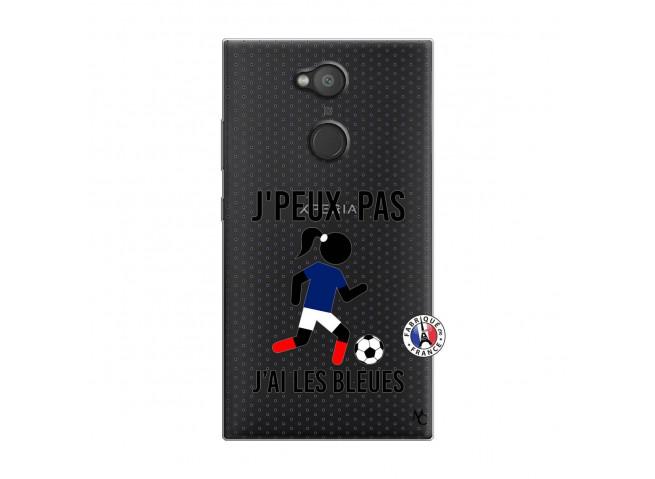 Coque Sony Xperia L2 Je Peux Pas J Ai Les Bleues Maillot