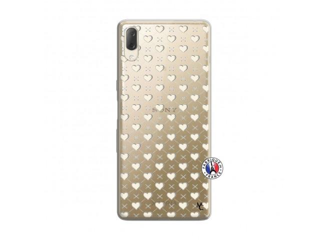 Coque Sony Xperia L3 Little Hearts