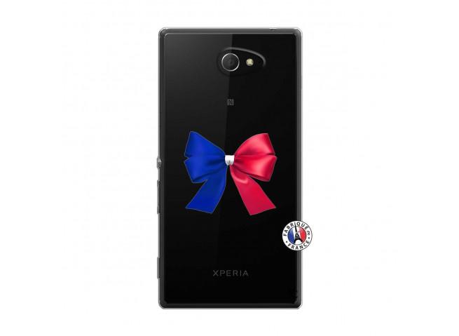 Coque Sony Xperia M2 Allez Les Bleues
