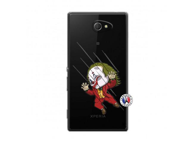 Coque Sony Xperia M2 Joker Impact