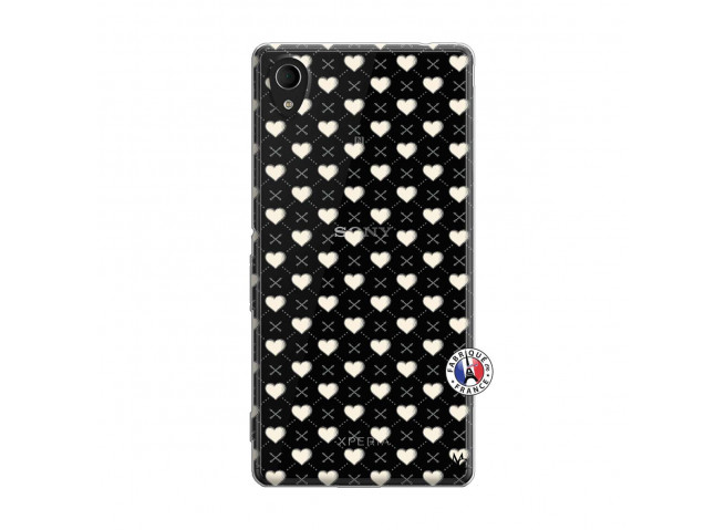 Coque Sony Xperia M4 Aqua Little Hearts