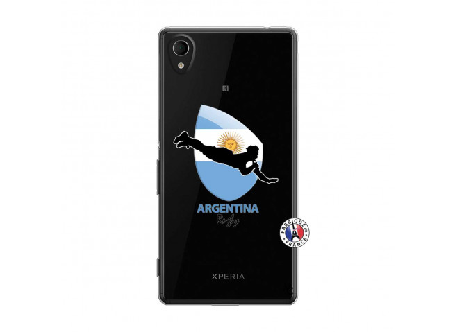 Coque Sony Xperia M4 Aqua Coupe du Monde Rugby-Argentine