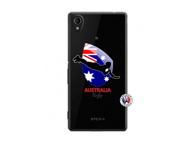 Coque Sony Xperia M4 Aqua Coupe du Monde Rugby-Australia