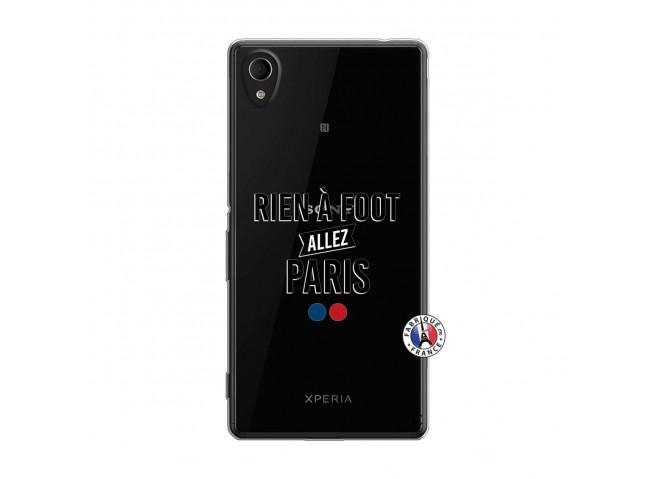 Coque Sony Xperia M4 Aqua Rien A Foot Allez Paris
