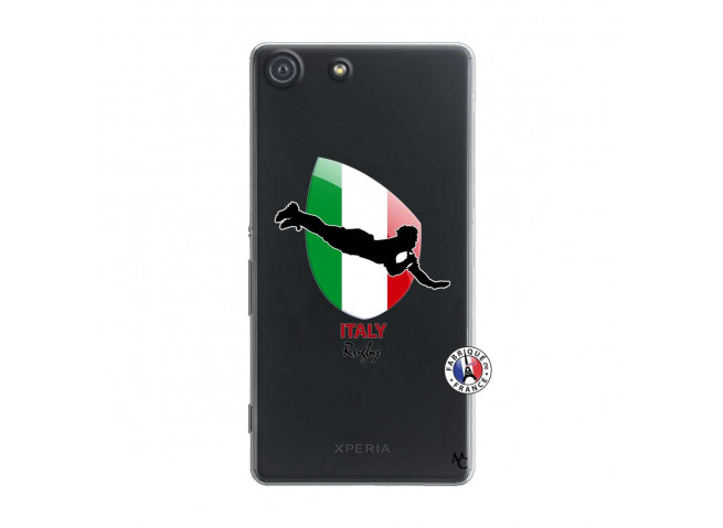 Coque Sony Xperia M5 Coupe du Monde Rugby-Italy