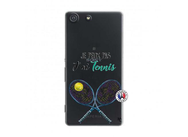 Coque Sony Xperia M5 Je Peux Pas J Ai Tennis