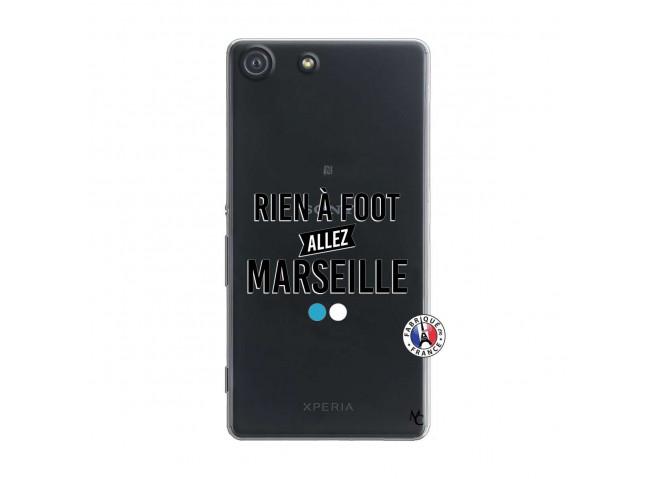 Coque Sony Xperia M5 Rien A Foot Allez Marseille