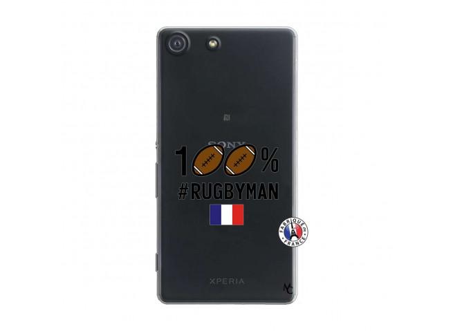 Coque Sony Xperia M5 100% Rugbyman