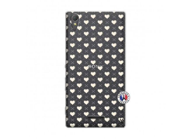Coque Sony Xperia T3 Little Hearts