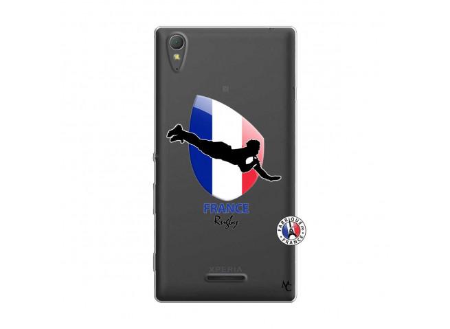 Coque Sony Xperia T3 Coupe du Monde de Rugby-France