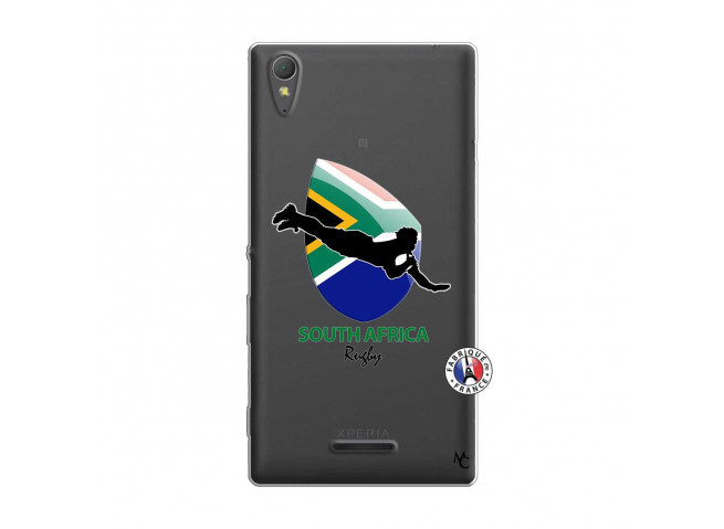 Coque Sony Xperia T3 Coupe du Monde Rugby-South Africa