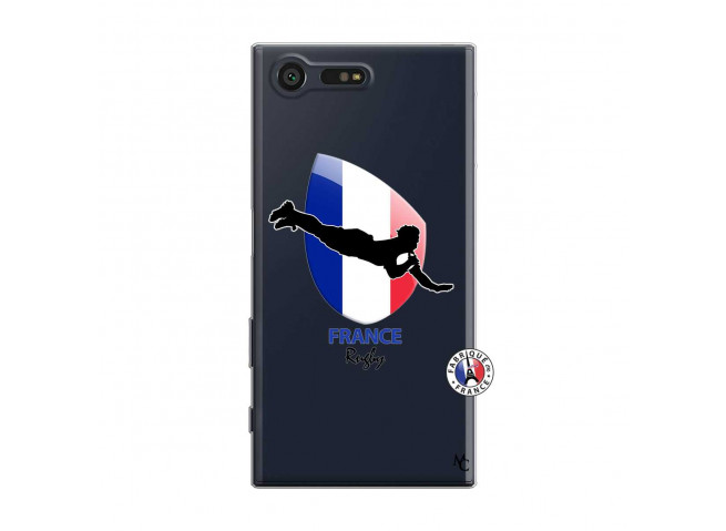 Coque Sony Xperia X Compact Coupe du Monde de Rugby-France