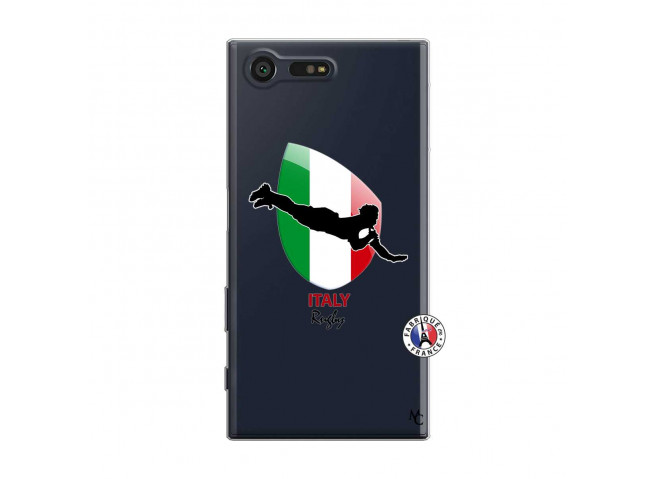 Coque Sony Xperia X Compact Coupe du Monde Rugby-Italy