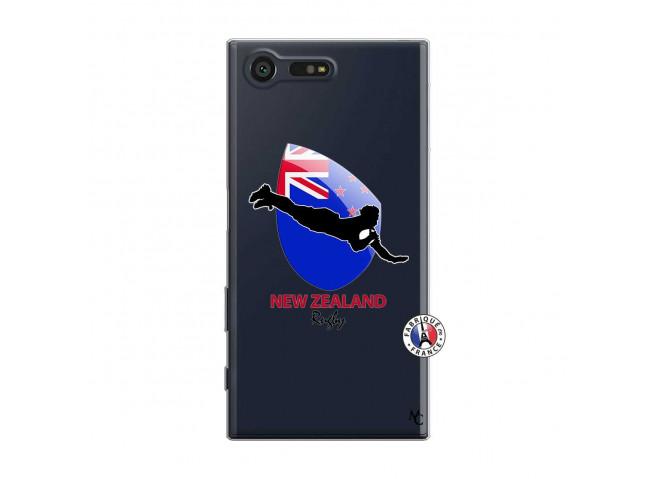 Coque Sony Xperia X Compact Coupe du Monde Rugby- Nouvelle Zélande