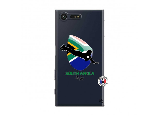 Coque Sony Xperia X Compact Coupe du Monde Rugby-South Africa