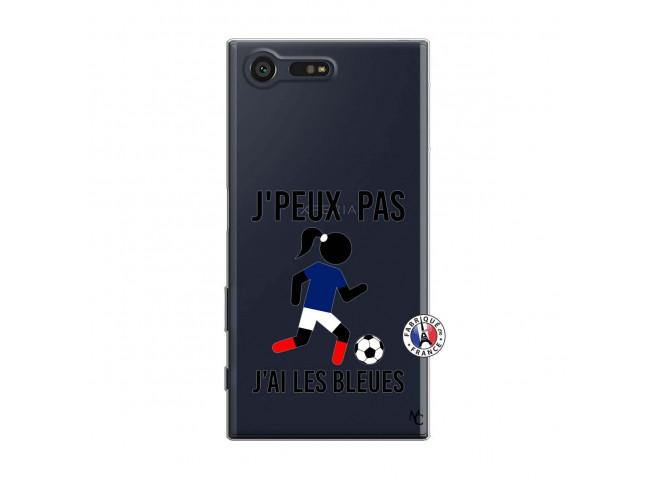 Coque Sony Xperia X Compact Je Peux Pas J Ai Les Bleues