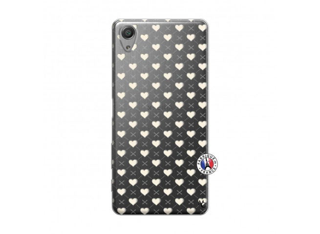 Coque Sony Xperia X Performance Little Hearts