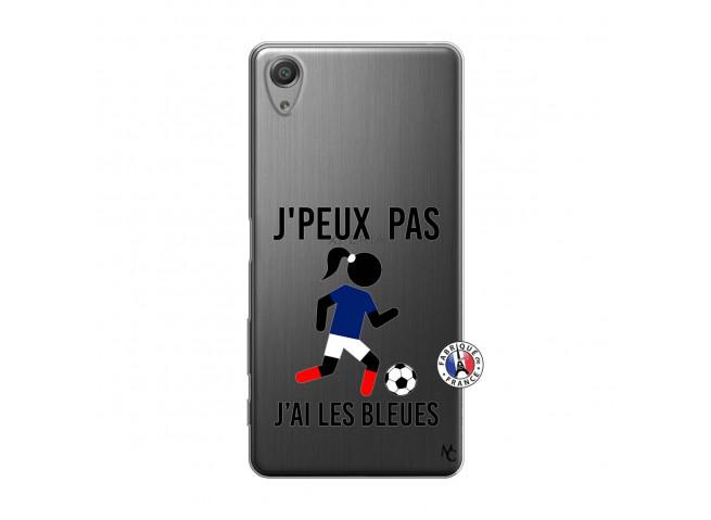 Coque Sony Xperia X Performance Je Peux Pas J Ai Les Bleues