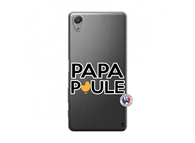 Coque Sony Xperia X Performance Papa Poule