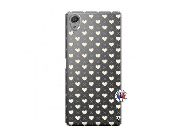 Coque Sony Xperia X Little Hearts