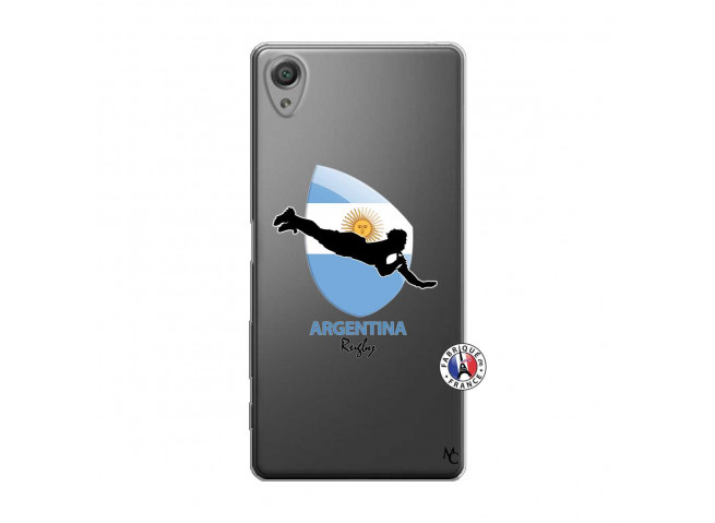 Coque Sony Xperia X Coupe du Monde Rugby-Argentina