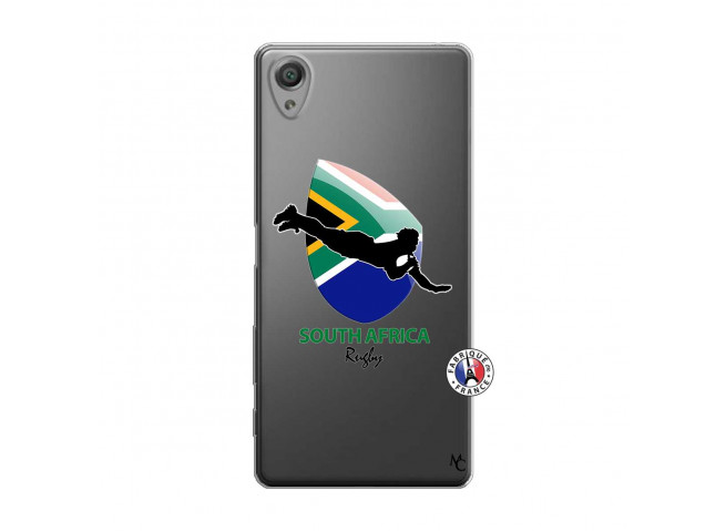 Coque Sony Xperia X Coupe du Monde Rugby-South Africa