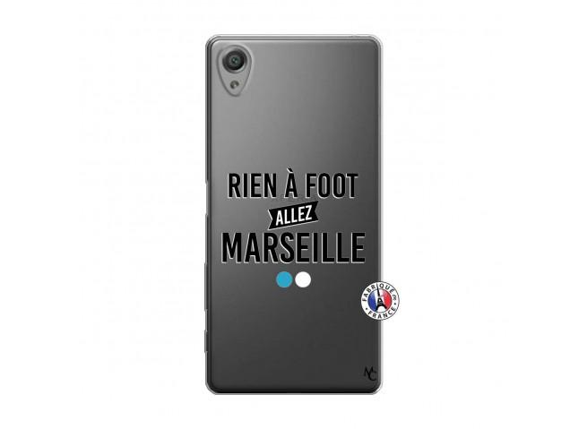 Coque Sony Xperia X Rien A Foot Allez Marseille
