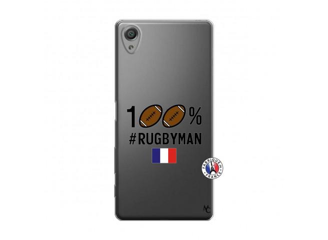 Coque Sony Xperia X 100% Rugbyman