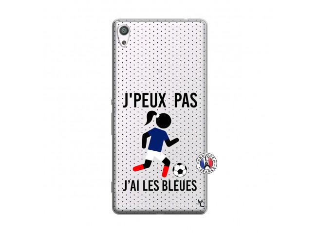 Coque Sony Xperia XA Ultra Je Peux Pas J Ai Les Bleues Maillot