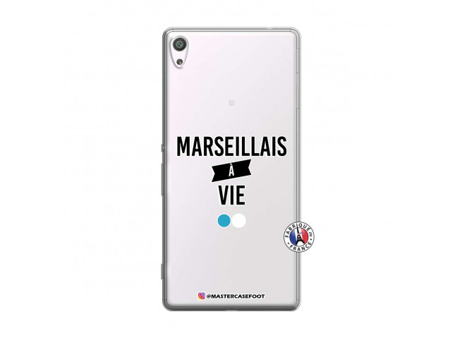 Coque Sony Xperia XA Ultra Marseillais à Vie