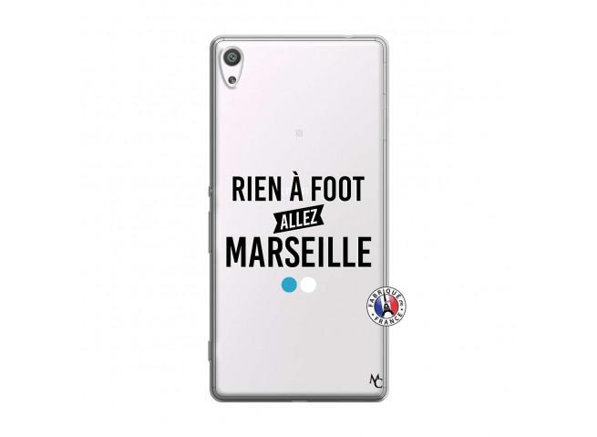 Coque Sony Xperia XA Ultra Rien A Foot Allez Marseille
