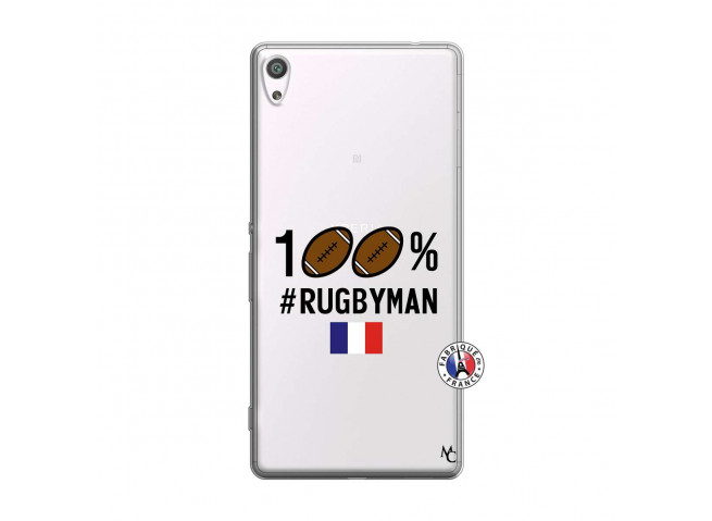 Coque Sony Xperia XA Ultra 100% Rugbyman