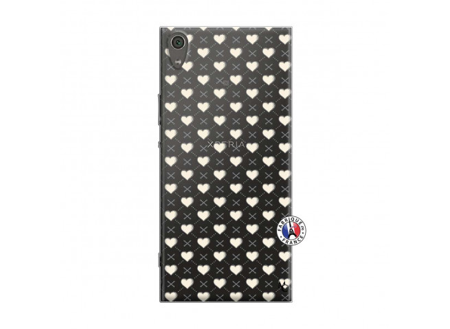 Coque Sony Xperia XA1 Ultra Little Hearts